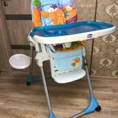 Детский стульчик (Чикко Полли) 2 в 1
