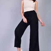Мега стильные штаны-кюлоты