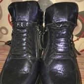 Деми ботинки р 38 ст 24