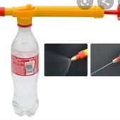 Насос-опрыскиватель-пульверизатор с резьбой на бутылку