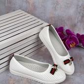 Туфлі, балеткі 18,5стелька