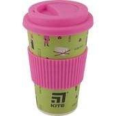 Готовим подарочки заранее)Торговая марка: Kite.Стакан с бамбука в коробке, 440 мл .Один на выбор.