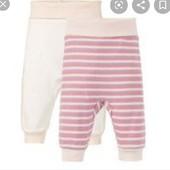 Набор штанців на вашу малечу, розмір 86/92 на 12_18 місяців, бренд lupilu Геpманія