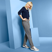 ☘ Щільні штани Joggpant для стильного образу, Tchibo (Німеччина), розмір наш: 54-56 (48/50 євро)
