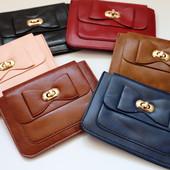 Красивая сумочка для ключей, телефона и т.д.