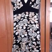 Шикарное платье на подростка сост отл.см.замеры