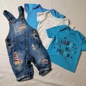 ЛоВиЛоТы! комплект для мальчика 3-6 месяцев