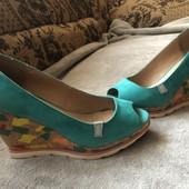 Елегантні туфлі з відкритими пальчиками