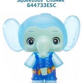 Озвученный виниловый слоник высота 24см. Little tikes MGA оригинал!!!