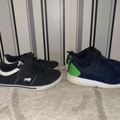 Дві пари кросівок одним лотом Next і Lonsdale(устілка 17см)