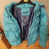 Куртка пуховик для подростка р.S
