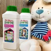 ♡ Кондиционер ( 500 мл) + жидкий стиральный порошок для детских вещей Mr. Wipes (500 мл)