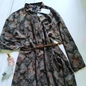 Блуза удлиненная Zizzi. Размер L.