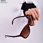 Стильные женские очки. очень классные! Оправа велюр!