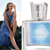 Женская парфюмерная вода Avon Perceive 30 мл персив эйвон