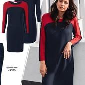 ☘ Шикарне плаття Джерсі від Tchibo (Німеччина), розмір наш: 42-44 (36/38 евро)