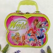 Wink club collection Game Cards чемоданчик с карточками, двумя колечками и все что на фото