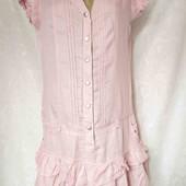 Много лотов! Пудровая блуза,остатки из магазина, уценка