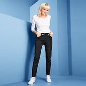 Эластичные брюки от Tchibo (Германия), размер 38 евро