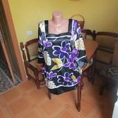 Одна на вибір брендова блузочка на р. 48-50і р. 60(останнє фото) або р. 14 і р. 26