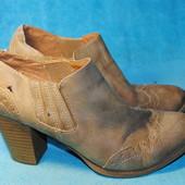 деми ботинки sofft 38 размер 2