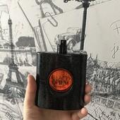 оригинал) отливант 5мл) Yves Saint Laurent Black Opium))