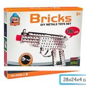 Конструктор металлический Bricks