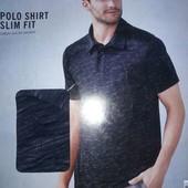 Качественная футболка поло из хлопка Livergy Германия, размер М (48/50)