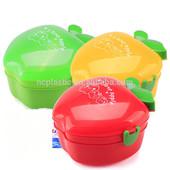 Ланч бокс фрукты, контейнер для завтраков, фруктов.наличие и цвет в лоте