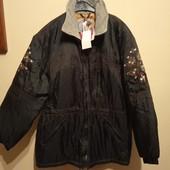 Розпродажа !!! Нова демі чоловіча куртка , 42 р., 10% знижка на УП