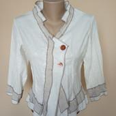 Стильна фірменна блузка в чудовому стані, 10% знижка на УП