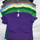 шикарные детские футболки,унисекс. Бангладеш фирма anvil 100% хлопок