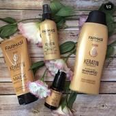 ♡ Восстанавливающая комплекс с кератином для волос Keratin Therapy