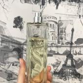 тестер) Lacoste Pour Femme 90мл Великобританія