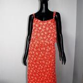 Качество! Яркое натуральное платье от французского бренда Sézane в новом состоянии
