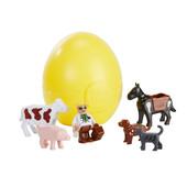 Ветеринар набор игрушек в яйце Play Tive (лот - 1набор)