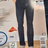 Мега комфортные стреч- джинсы от Livergy (германия) размер 50 евро (34/32)