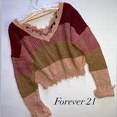 Шикарный пуловер оверсайз,тренд этой весны 2021 фирма Forever 21 размер и цвет на выбор!Рекомендуем!