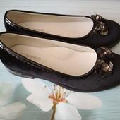 35р-22,7 стелька✓Красивые классические туфли ТОМ. М с кожаной анатомической стелькой✓Реальные фото✓