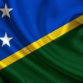 #25_монета Соломоновы Острова 20 центов, 2012