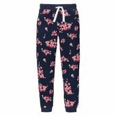 Спортивні штани джогери на флісі на дівчинку, розмір 122_128 бренд pepperts германія