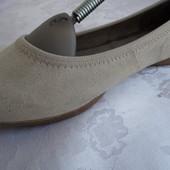 Балетки Jana Fashion размер 37-38-длина стельки 24 см