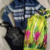Забираем✓ Пакет вещей: кофта, платье, майка