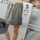 WW79.Чудова трикотаж на юбка Esmara L 44/46