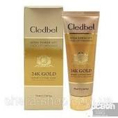 Лучшая омолаживающая маска Cledbel 24K Gold - Золота маска -пленка с лифтинг-эффектом+подарок