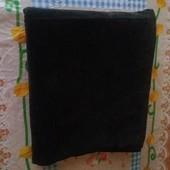 Плотный коричневый материал на тканевой подкладке 1.25 м×1.65 м