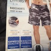 Батальные мужские пляжные шорты размер 3xl!