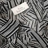 на пишні форми воздушна блуза