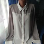 Симпатичная женская блузка, р.М(46-48)к