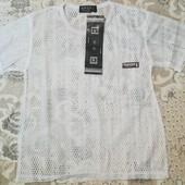 Распродажа! Спортивная футболка - сетка для мальчика Sport, размер М, описание)